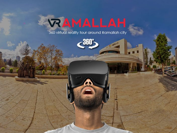 VR Ramallah City