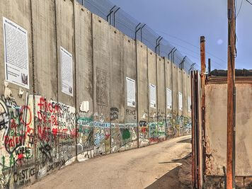Bethlehem Separation Wall