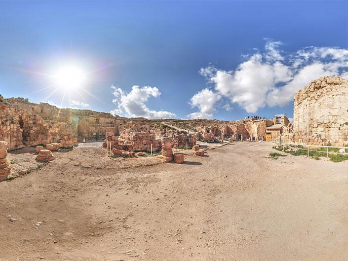 Herod's Mountain