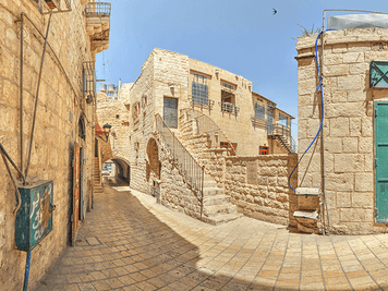 Bethlehem City Tour