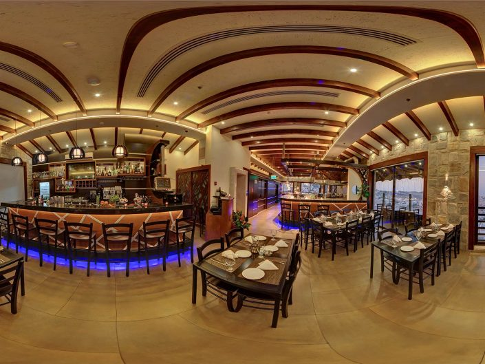 Innova8ion, Wij Al-Amar Restaurant